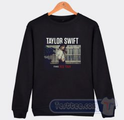 Taylor Swift The Red Tour Sweatshirt