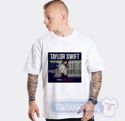 Taylor Swift The Red Tour Tees