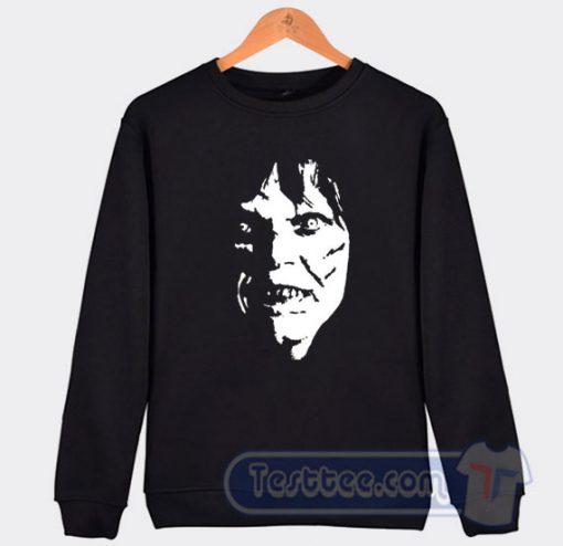The Exorcist Linda Blair Sweatshirt