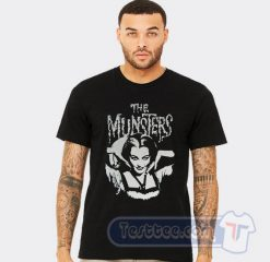 The Munster Lily Goth Punk Horror Tees