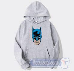 Vintage Batman Face Hoodie