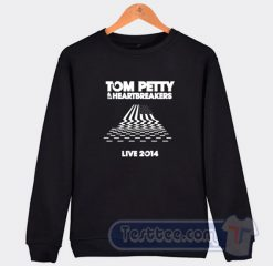 The Petty And The Heartbreakers Live 2014 Sweatshirt