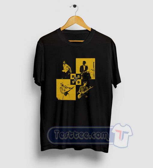 Rolling Stones No Security Tour Tees
