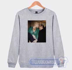 Cheap Amber Rose Kiss Val Chmerkovskiy Sweatshirt
