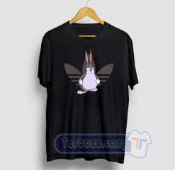 Big Chungus X Adidas Parody Graphic Tees