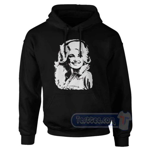 Dolly Parton Graphic Hoodie