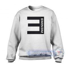 Eminem Hip Hop Graphic Sweatshirt