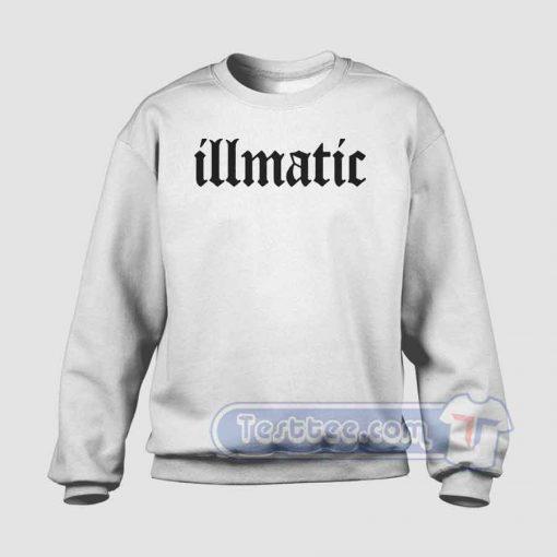 Illmatic Graphic Sweatshirt