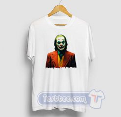 Cheap Joker Joaquin Phoenix Tee