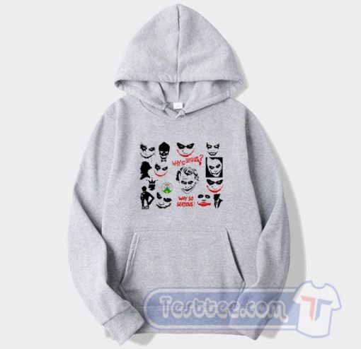 Cheap Joker Svg Bundle Hoodie