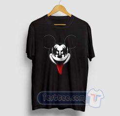 Kiss Mickey Mouse Tees