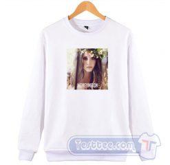Lana Del Rey Honeymoon Sweatshirt