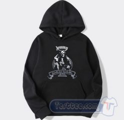 Lemmy Born To Lose Live To Win Motorhead Hoodie