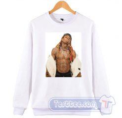 Cheap Graphic Lil Wayne Sweatshirt