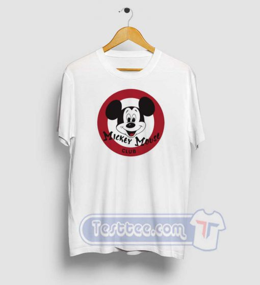 Mickey Mouse Club Tees