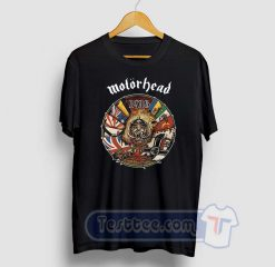 Motorhead 1916 Graphic Tees