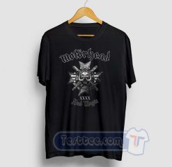 Motorhead Bad Magic Graphic Tees