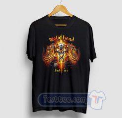 Motorhead Inferno Graphic Tees