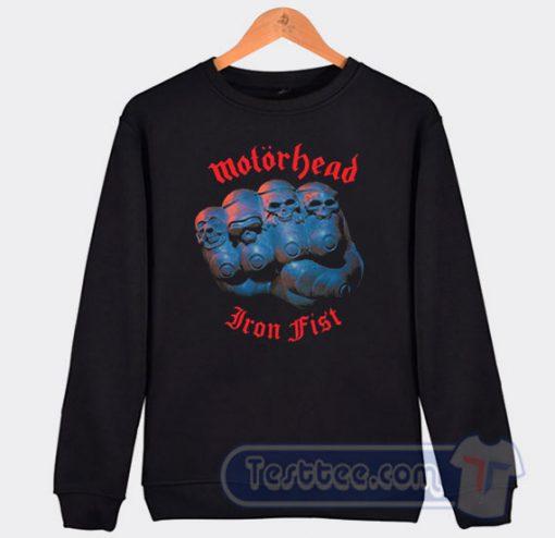 Motorhead Iron Fist Graphic Sweatshirt