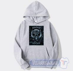 Motorhead Kiss Of Death Graphic Hoodie
