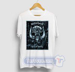 Motorhead Kiss Of Death Graphic Tees