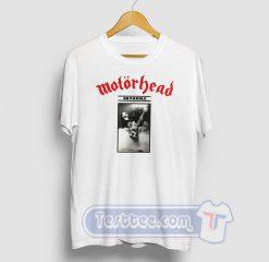 Motorhead On Parole Graphic Tees