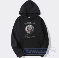 Motorhead The World Is Yours Graphic Hoodie