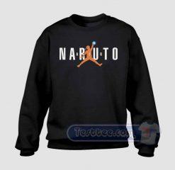 Naruto Air Jordan Graphic Sweatshirt