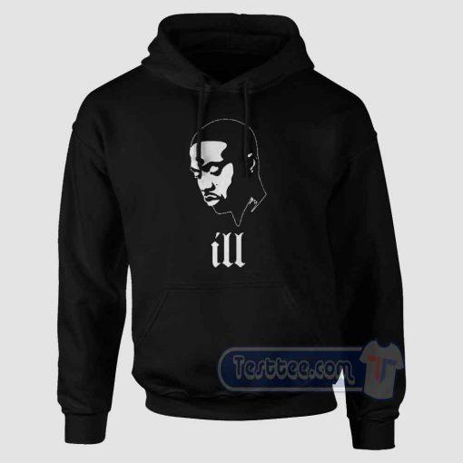 Nasir Ill Graphic Hoodie