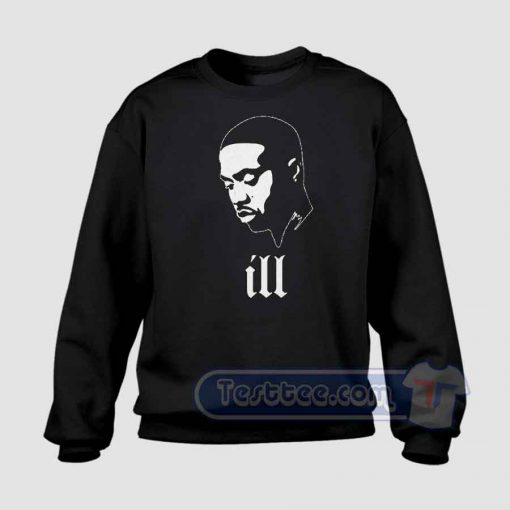 Nasir Ill Graphic Sweatshirt
