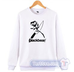 Pink Blackbear Knife Rose Sweatshirt