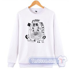 Pink Mexico Tour Sweatshirt