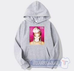 Pink Truth About Love Hoodie