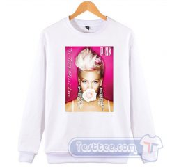 Pink Truth About Love Sweatshirt