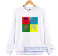 Queen Hot Space Album Sweatshirt