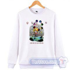 Queen Innuendo Album Sweatshirt