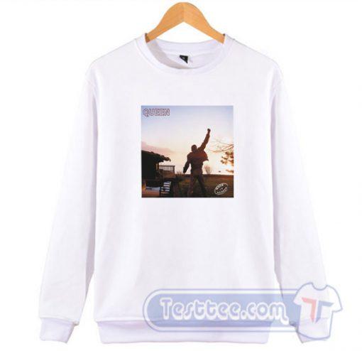 Queen Made In Heaven Album Sweatshirt