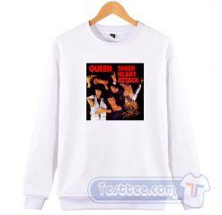 Queen Sheer Heart Attack Sweatshirt