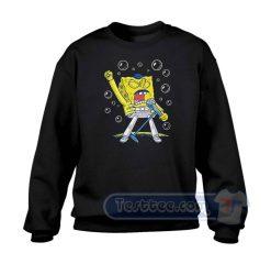 Queen Sponge Freddy Mercury Sweatshirt
