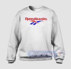 Reedbooks Reebok Parody Graphic Sweatshirt