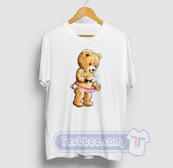 Cheap Swarovski Snap Teddy Bear Tees