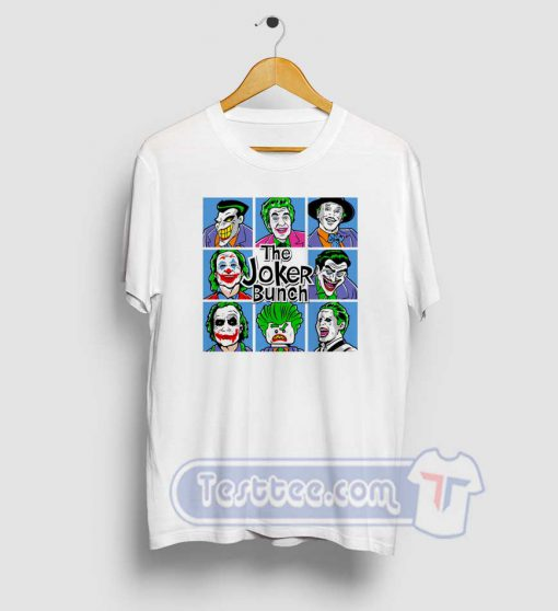 Cheap Graphic The Joker Bunch Tee