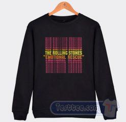 The Rolling Stones Emotional Rescue Sweatshirt