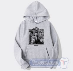 The Rolling Stones In Mono Hoodie