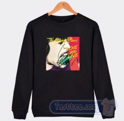 The Rolling Stones Love You Live Sweatshirt