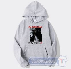 The Rolling Stones Sticky Fingers Hoodie