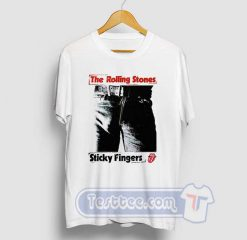The Rolling Stones Sticky Fingers Tees