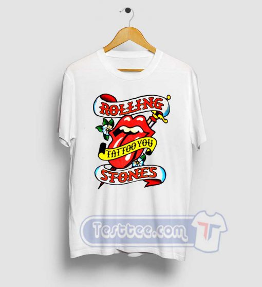 Rolling Stones Tattoo You Tees