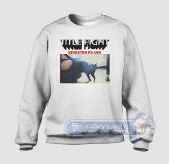 Title Flight Kingston PA USA Graphic Sweatshirt