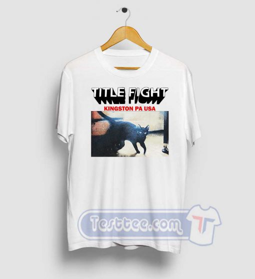 Title Flight Kingston PA USA Graphic Tees